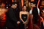 Malaika Arora Khan, Karan Johar at IGT grand finale in Filmcity, Mumbai on 27th June 2015 (23)_559177de4b58e.JPG