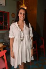 Neha Dhupia at Fatty Bow restaurant launch in Bandra, Mumbai on 27th June 2015
