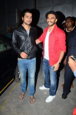 Ranveer Singh snapped post Bajirao Mastani shoot in Filmcity, Mumbai on 27th June 2015 (4)_559176a638917.JPG