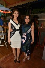 Rashmi Nigam at Fatty Bow restaurant launch in Bandra, Mumbai on 27th June 2015 (27)_5591787b8be9f.JPG