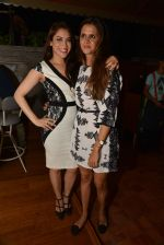 Rashmi Nigam at Fatty Bow restaurant launch in Bandra, Mumbai on 27th June 2015