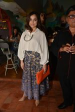 Simone Singh at Fatty Bow restaurant launch in Bandra, Mumbai on 27th June 2015