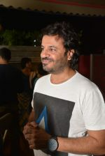 Vikas Bahl at Fatty Bow restaurant launch in Bandra, Mumbai on 27th June 2015