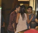 Katrina Kaif, Ranbir Kapoor at arjun kapoor bday celebration on 27th June 2015 (35)_55922cb6e99b8.JPG