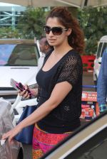 Laxmirai snapped at airport in Mumbai on 29th June 2015 (25)_55923c7e68c32.JPG
