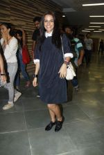 Neha Dhupia snapped at Russell Brand live show on 28th June 2015 (3)_55922eaa8b8a4.JPG