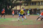 Ranbir Kapoor snapped at all star football practice session in Bandra, Mumbai on 28th June 2015 (31)_55922e7e52bdc.JPG