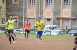Ranbir Kapoor snapped at all star football practice session in Bandra, Mumbai on 28th June 2015