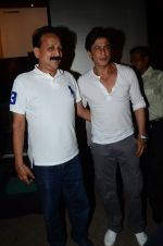 Shahrukh Khan at Baba Siddique