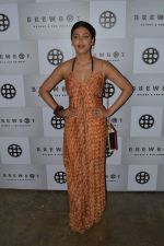Shruti Hassan Shruti Hassan at Brew Hot cafe in Andheri, Mumbai on 28th June 2015 (2)_55923106b3eee.JPG