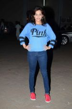 Sneha Ullal snapped at mehboob studios on 28th June 2015 (28)_559230e11d0ce.JPG