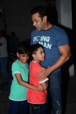 salman Khan snapped at mehboob studios on 28th June 2015 (28)_559230ca15076.JPG