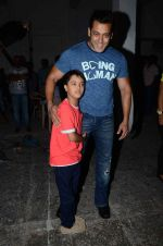 salman Khan snapped at mehboob studios on 28th June 2015 (31)_559230cc35f63.JPG