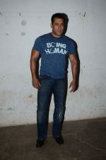 salman Khan snapped at mehboob studios on 28th June 2015 (41)_559230d3dfbb9.JPG