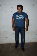 salman Khan snapped at mehboob studios on 28th June 2015 (42)_559230d4bf105.JPG