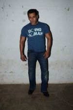 salman Khan snapped at mehboob studios on 28th June 2015 (43)_559230d5a47a0.JPG