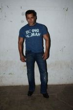 salman Khan snapped at mehboob studios on 28th June 2015 (44)_559230d6a7ec3.JPG