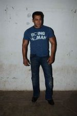 salman Khan snapped at mehboob studios on 28th June 2015 (45)_559230da89416.JPG