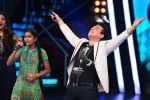 Adnan Sami on the set of junior indian idol on 30th June 2015