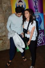 Alia Bhatt, Ayan Mukerji at Inside Outside screening at lightbox on 30th June 2015 (34)_5593afdd6c676.JPG