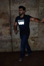 Arjun Kapoor at Inside Outside screening at lightbox on 30th June 2015 (1)_5593b00db5495.JPG