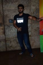 Arjun Kapoor at Inside Outside screening at lightbox on 30th June 2015 (68)_5593b00eb1c7f.JPG