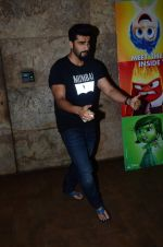 Arjun Kapoor at Inside Outside screening at lightbox on 30th June 2015 (70)_5593b01056302.JPG
