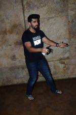 Arjun Kapoor at Inside Outside screening at lightbox on 30th June 2015 (71)_5593b01169176.JPG