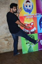 Arjun Kapoor at Inside Outside screening at lightbox on 30th June 2015 (73)_5593b01495d50.JPG
