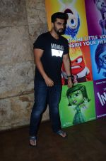 Arjun Kapoor at Inside Outside screening at lightbox on 30th June 2015 (74)_5593b015d4aac.JPG