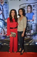 Ira Dubey, Lillete Dubey at Aisa Yeh Jahaan trailor launch in Mumbai on 30th June 2015