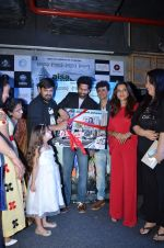 Ira Dubey, Lillete Dubey, Wajid Ali at Aisa Yeh Jahaan trailor launch in Mumbai on 30th June 2015