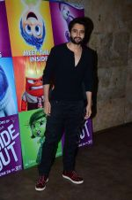 Jackky Bhagnani at Inside Outside screening at lightbox on 30th June 2015