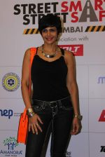 Mandira Bedi at streetsmart street safe campaign launch by top gear magazine and mumbai police on  30th June 2015