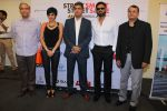 Mandira Bedi, Sunil Shetty at streetsmart street safe campaign launch by top gear magazine and mumbai police on  30th June 2015 (34)_5593af53c999e.JPG