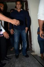 Salman Khan watched jurrasic world at PVR on 30th June 2015