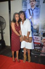 Suchitra Pillai, Manasi Scott  at Aisa Yeh Jahaan trailor launch in Mumbai on 30th June 2015
