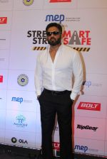 Sunil Shetty at streetsmart street safe campaign launch by top gear magazine and mumbai police on  30th June 2015 (46)_5593af8fded74.JPG
