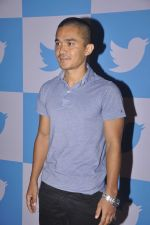 Sunil chetri at twitter India Event on 30th June 2015 (1)_5593af29b2d26.JPG
