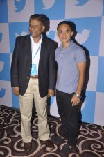 Sunil chetri at twitter India Event on 30th June 2015 (11)_5593af339b1d5.JPG