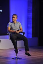 Sunil chetri at twitter India Event on 30th June 2015 (5)_5593af2d626b5.JPG