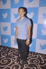 Sunil chetri at twitter India Event on 30th June 2015 (12)_5593af34883d5.JPG