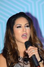 Sunny Leone at mtv splistvilla bash in Mumbai on 30th June 2015 (13)_5593c7ad035e5.JPG