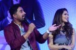 Sunny Leone, Rannvijay Singh at mtv splistvilla bash in Mumbai on 30th June 2015 (10)_5593c76e8225a.JPG