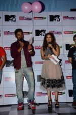 Sunny Leone, Rannvijay Singh at mtv splistvilla bash in Mumbai on 30th June 2015 (30)_5593c77537224.JPG