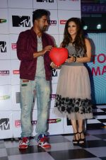 Sunny Leone, Rannvijay Singh at mtv splistvilla bash in Mumbai on 30th June 2015 (52)_5593c77661765.JPG