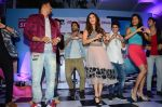 Sunny Leone, Rannvijay Singh at mtv splistvilla bash in Mumbai on 30th June 2015 (18)_5593c7713f45f.JPG