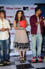 Sunny Leone, Rannvijay Singh at mtv splistvilla bash in Mumbai on 30th June 2015 (21)_5593c8119ef20.JPG