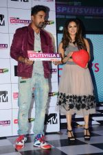 Sunny Leone, Rannvijay Singh at mtv splistvilla bash in Mumbai on 30th June 2015 (51)_5593c81647977.JPG