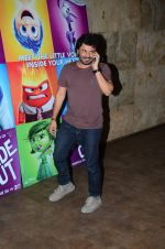 Vikas Bahl at Inside Outside screening at lightbox on 30th June 2015 (44)_5593b0664ee80.JPG